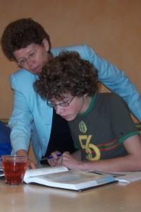 Marijke - remedial teaching