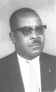 Ernesto Petronia O. Petronia, Curaçao 1916 - Aruba, 1992.