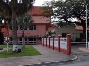 Arubaanse parlementsgebouwen