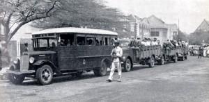 razia op Curacao 10 mei 1940