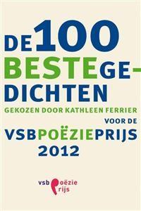 omslag 100 beste gedichten 2012