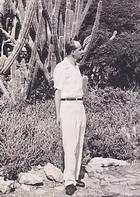 P. C. Henriquez Bandabao 18 december 1951 - collectie J. Veldhuis - rs