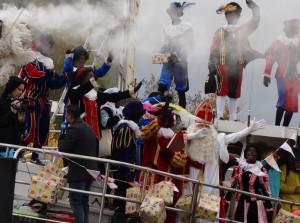 Aankomst Sinterklaas / www.klasse-oplossingen.nl