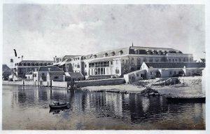 Sint-Elisabeth hospitaal - Curaçao - ca. 1940 - www.klasse-oplossingen.nl