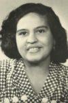 Nilda Jesurun Pinto - foto archief familie Geerdink - archief familie Geerdink